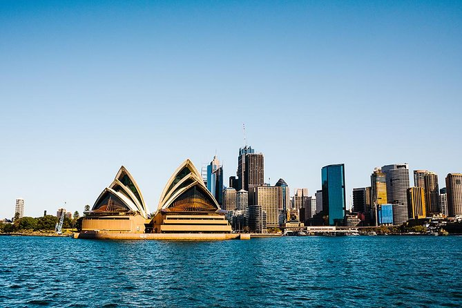 2-Day Combo Sydney City Tour Sydney Harbour Lunch Cruise and Blue Mountains Day Trip
